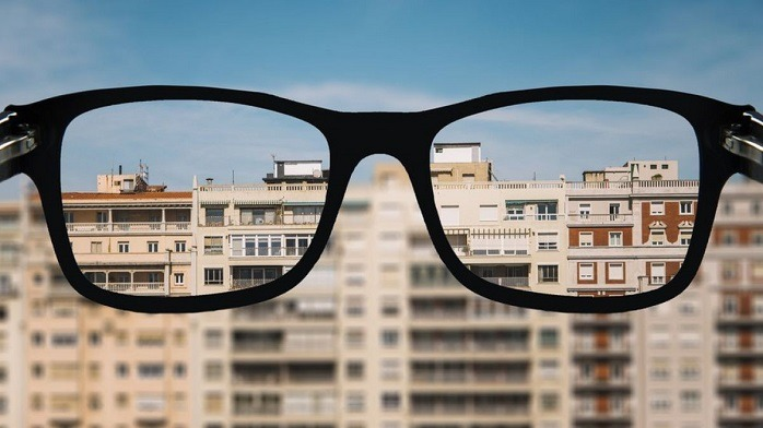 Corrección de la miopía: lentes para la miopía