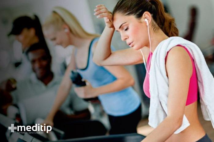 Lograr perder peso después del embarazo: hacer ejercicio y actividad física
