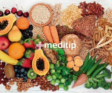 Embarazo: nutrición y alimentación saludable