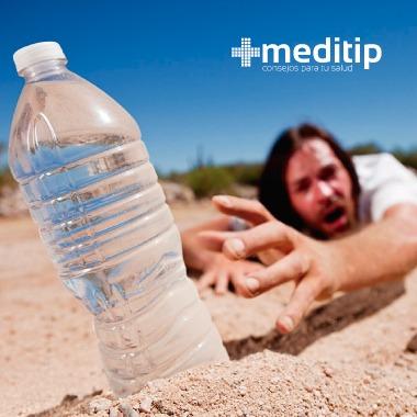 Causas de la resaca: deshidratación