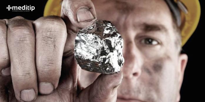 Exposición al mercurio: minería