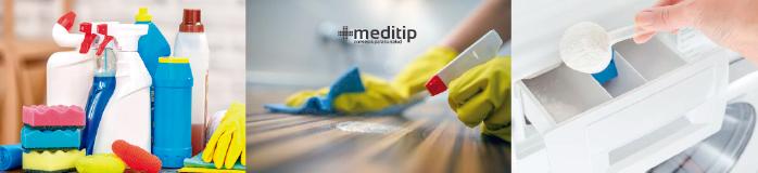Ventajas de los productos de limpieza concentrados: cuidado del medio ambiente