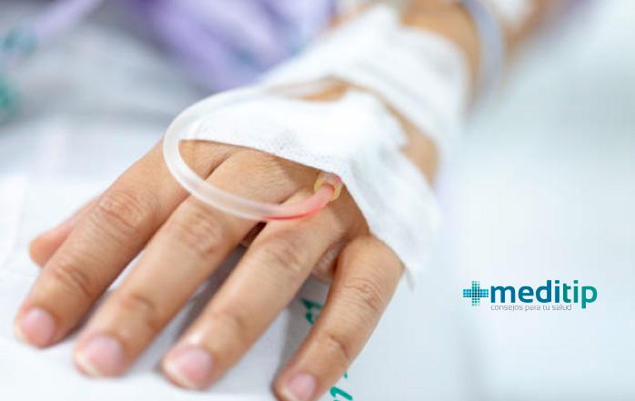 Hiperaldosteronismo: prueba de infusión salina
