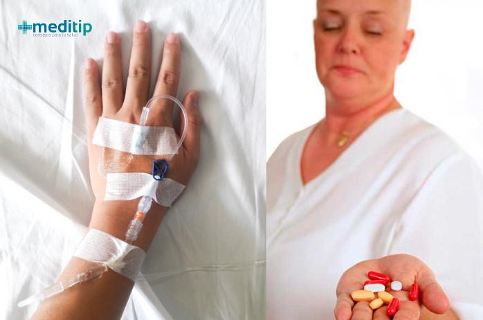 Cómo funciona la quimioterapia: tipos de quimioterapia