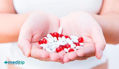 Abuso de los antibióticos: antibióticos en cápsulas